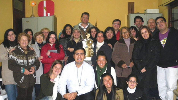 Aggregation of the Blessed Sacrament in Argentina