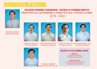Provincial Chapter of the SSS Province of Vietnamese Martyrs