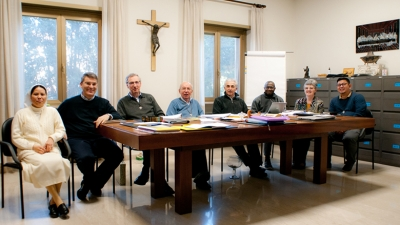 Meeting of the Commission of Studies on the Founder and his Work (CEFO)